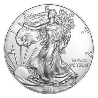2018 Silver Eagle Coin