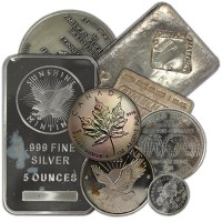 Silver Spot Prices Per Ounce Today Live Bullion Price