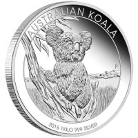 1 Oz Australian Kangaroo Silver Coins For Sale Money