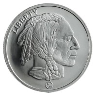 American Silver Buffalo Rounds (1 Oz)