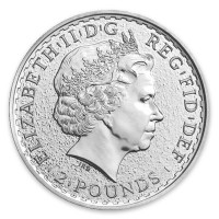 British Britannia - 1 Troy Oz, .999 Pure