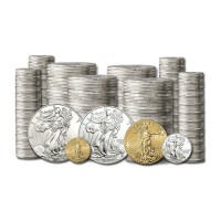 Gold/Silver Investment Portfolio