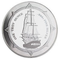 New Zealand Mint's HMS Bounty
