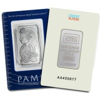Palladium Bars (1 Oz)
