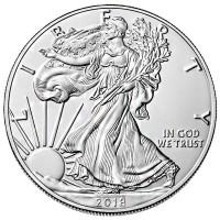 Silver American Eagle (1 Oz)