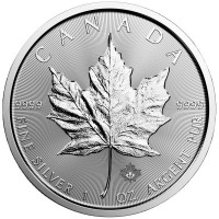 Canadian Silver Maple Leaf (1 oz)