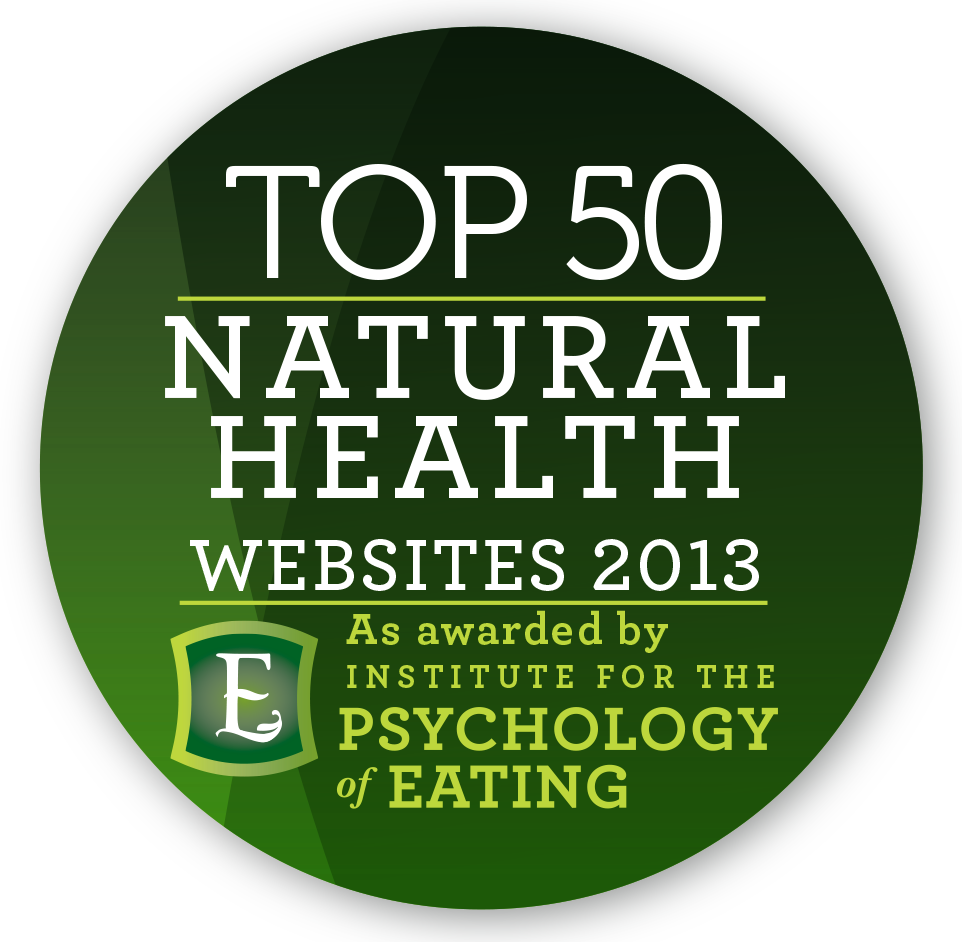 Top 50 Natural Health Websites 2013