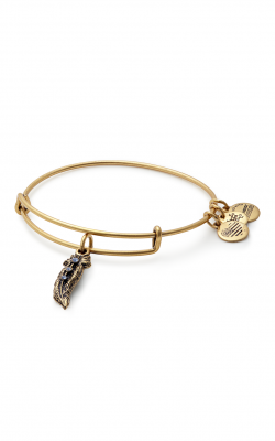 Feather Charm Bangle product image