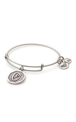 Initial O Charm Bangle product image