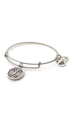 Initial X Charm Bangle product image