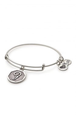 Initial Z Charm Bangle product image