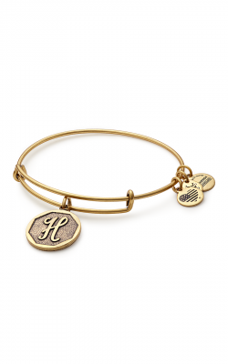 Initial H Charm Bangle product image
