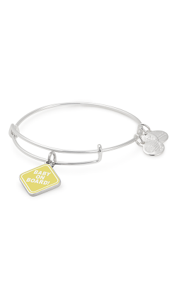 Baby On Board Charm Bangle product image
