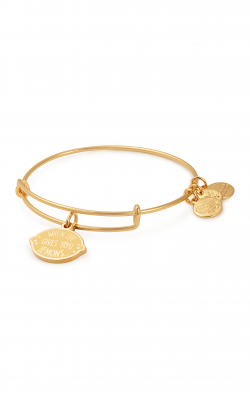 When Life Gives You Lemons Charm Bangle |Alex's Lemonade Stand Foundation product image