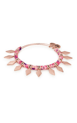 Coral Spearhead Beaded Bangle product image