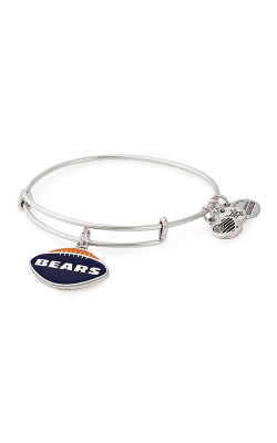 Chicago Bears Football Color Infusion Charm Bangle product image