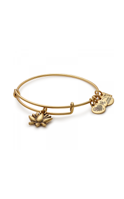 Lotus Blossom Charm Bangle product image