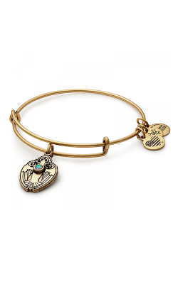 Crystal Dove Charm Bangle product image