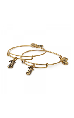 Side By Side Charm Bangles product image
