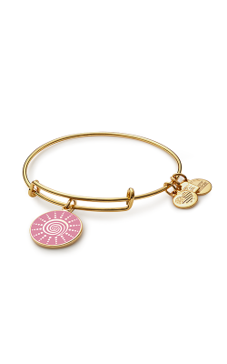 Spiral Sun Charm Bangle product image