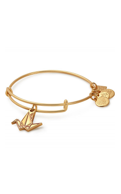 Paper Crane Charm Bangle product image