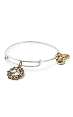 Sagittarius Two Tone Charm Bangle product image