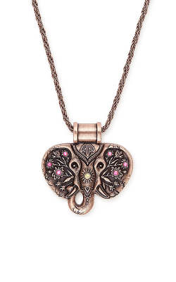 Elephant Adjustable Statement Necklace product image