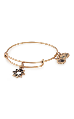 Eight Pointed Star Charm Bangle product image