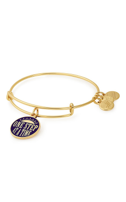 One Step At A Time Charm Bangle | The Herren Project product image