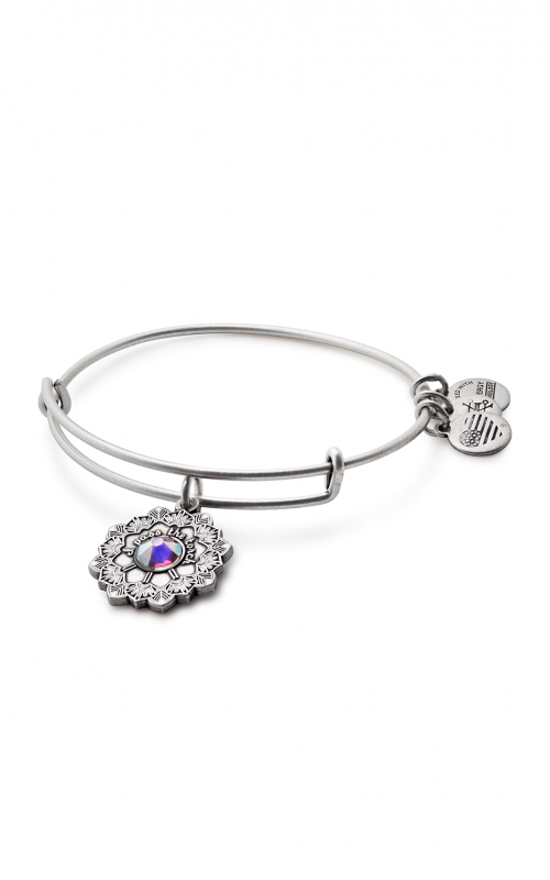 Mother of the Bride Charm Bangle product image
