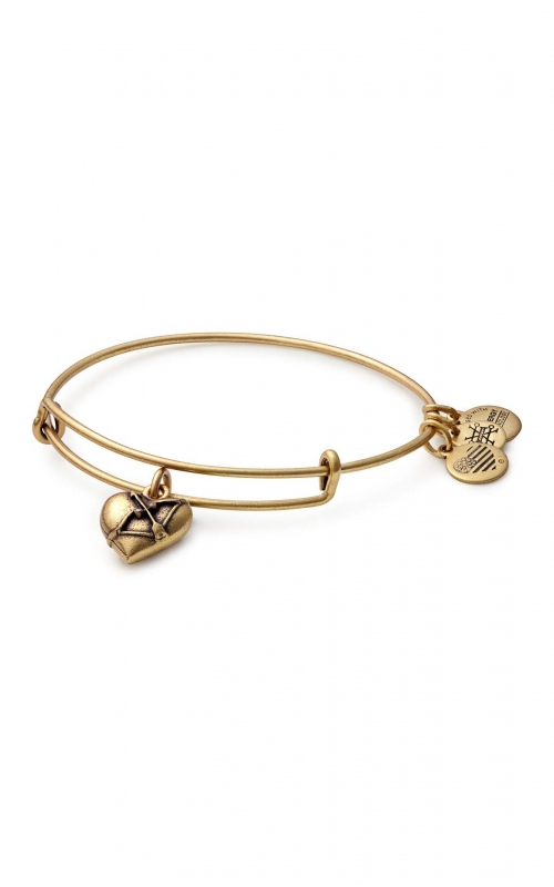 Cupid's Heart Charm Bangle product image