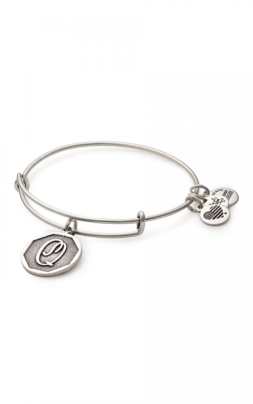 Initial Q Charm Bangle product image