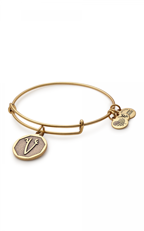 Initial V Charm Bangle product image