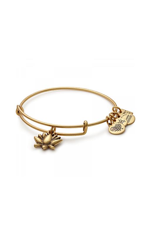 Lotus Blossom Charm Bangle product image