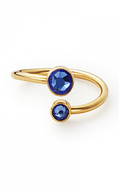 September Ring Wrap with Swarovski® Crystals product image