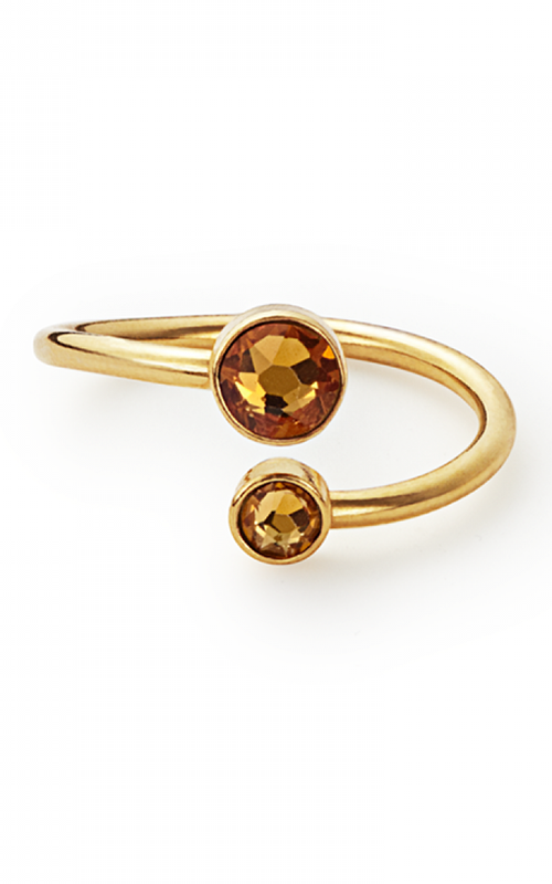 November Ring Wrap with Swarovski® Crystals product image