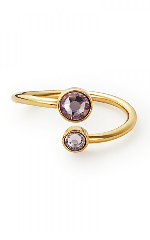 June Ring Wrap with Swarovski® Crystals product image