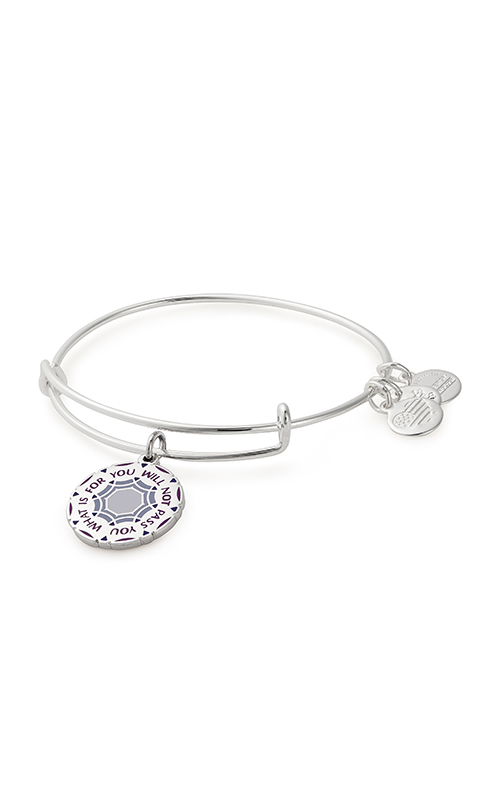 Words Are Powerful What Is For You Will Not Pass You Bangle product image