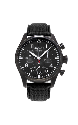 Alpina Pilot Quartz Chronograph Watch AL-372B4FBS6 product image