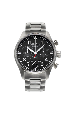 Alpina Pilot Quartz Chronograph Watch AL-372B4S6B product image