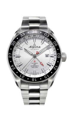 Alpina GMT 4 Watch AL-550S5AQ6B product image