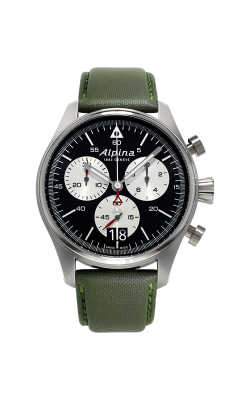 Alpina Startimer Pilot Watch AL-372BS4S6 product image