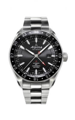 Alpina GMT 4 Watch AL-550G5AQ6B product image