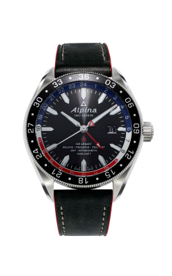 Alpina GMT 4 Watch AL-550GRN5AQ6 product image