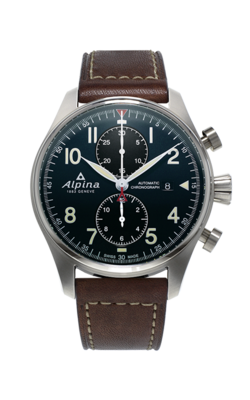 Alpina Pilot Automatic Chronograph Watch AL-725N4S6 product image