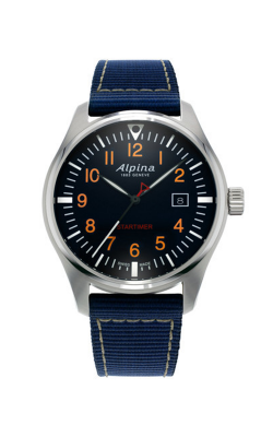 Alpina Startimer Pilot Watch AL-240N4S6 product image