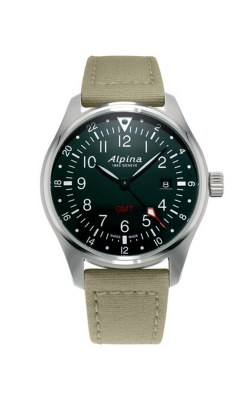 Alpina Startimer Pilot Watch AL-247B4S6 product image