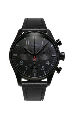 Alpina Pilot Quartz Chronograph Watch AL-372BB4FBS6 product image