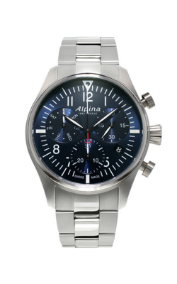 Alpina Pilot Watch AL-371NN4S6B product image