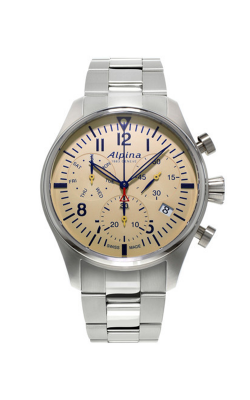 Alpina Pilot Watch AL-371BG4S6B product image
